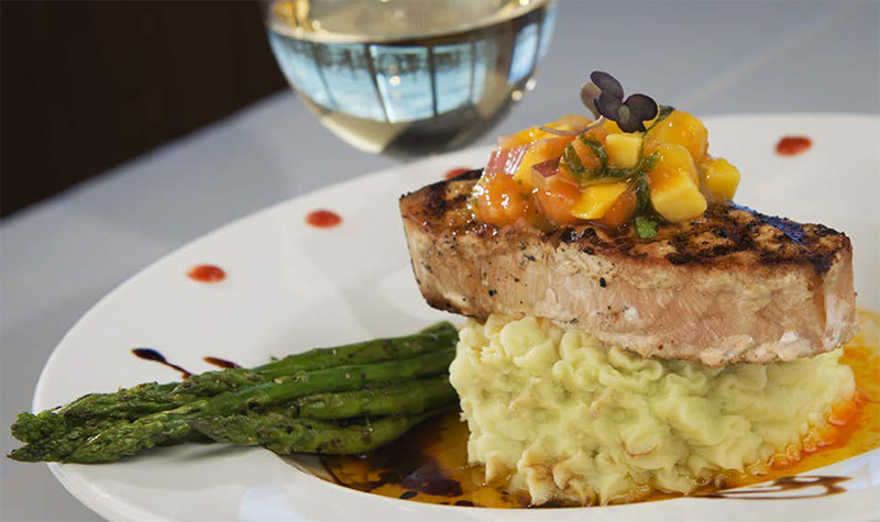 Captains Table Launches New Bar Menu Updates Lunch And Dinner - Captains table menu