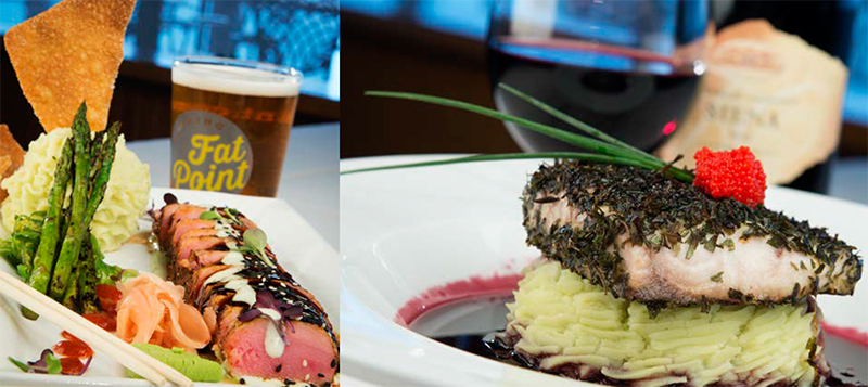 Captain S Table Launches New Bar Menu Updates Lunch And